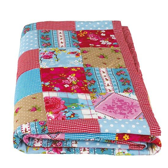 Patchwork quilt from Aspace