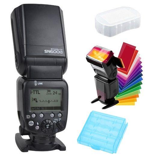 (92.00$)  Know more - http://aihta.worlditems.win/all/product.php?id=32302347214 - Shanny SN600N Master HSS 1/8000s GN60  i-TTL/M/RPT Flashgun Flash Speedlite for Nikon D610 D810 D800 D7100 D90 D750 D5300 d700