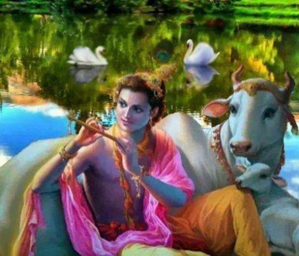 govindam adi purusham tam aham bhajami