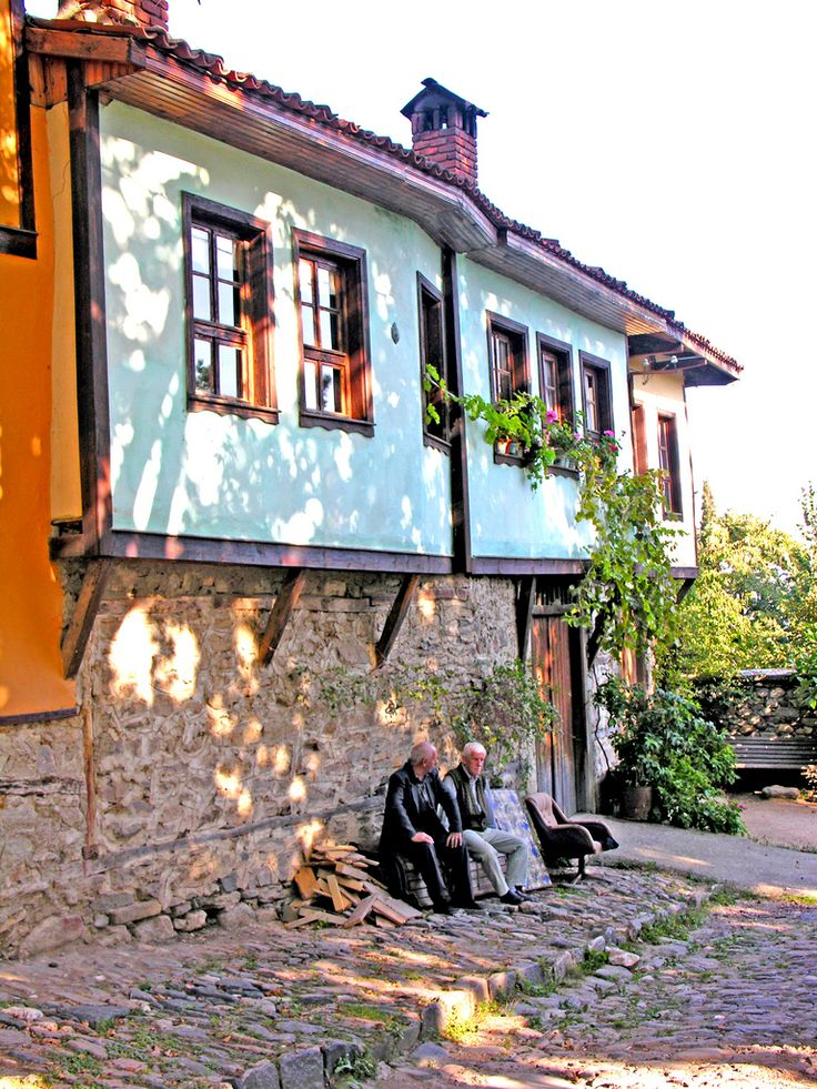 Cumalikizik village, Osmangazi, Bursa_ Turkey