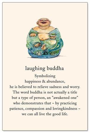 Buddha Birthday Card