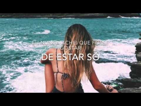 Manu Gavassi - Sozinha (letra) - YouTube