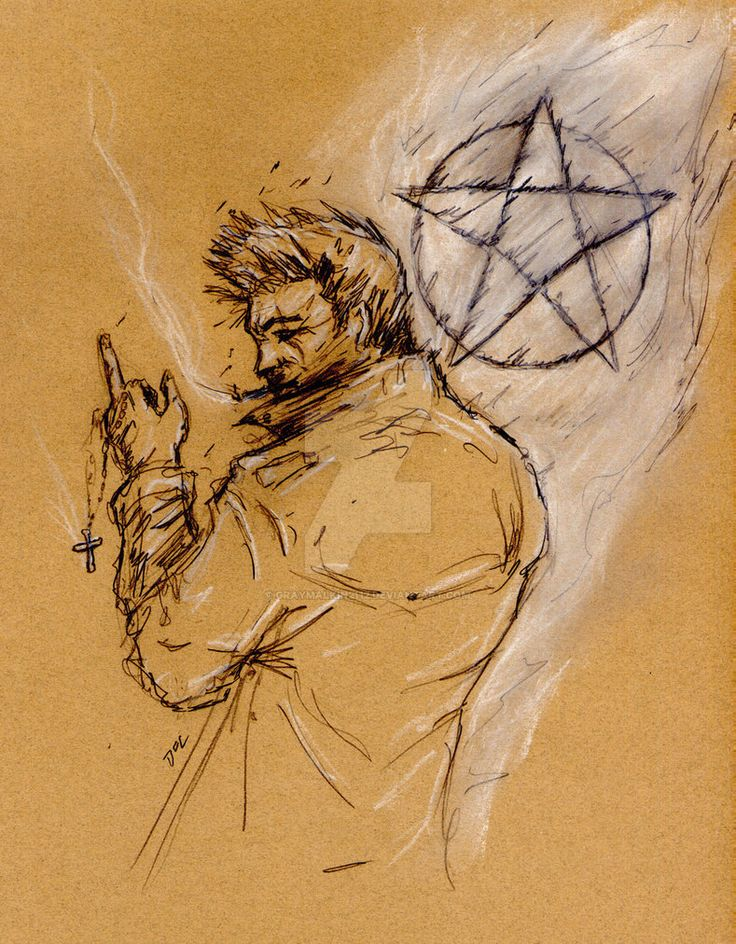 Constantine by Graymalkin2112