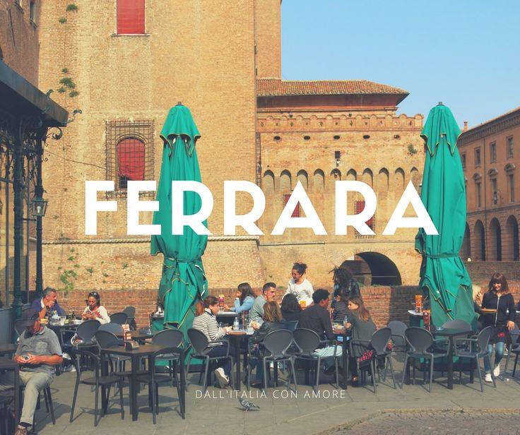 Călătoria noastră prin Emilia-Romagna continuă în tren spre Ferrara, unde vom lua la pas străzile urbei, şi vom încerca să ne lămurim cum a ajuns cel mai renascentist oraş din regiune să poarte titlul de capitala ciclismului în Italia.