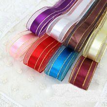 2016 Custom gift decorative polyester ribbon celebrate it ribbon for holiday