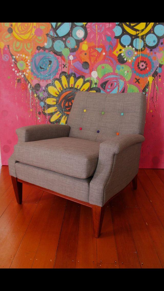Miss Lolo, Re-loved Furniture.  http://www.misslolo.co.nz