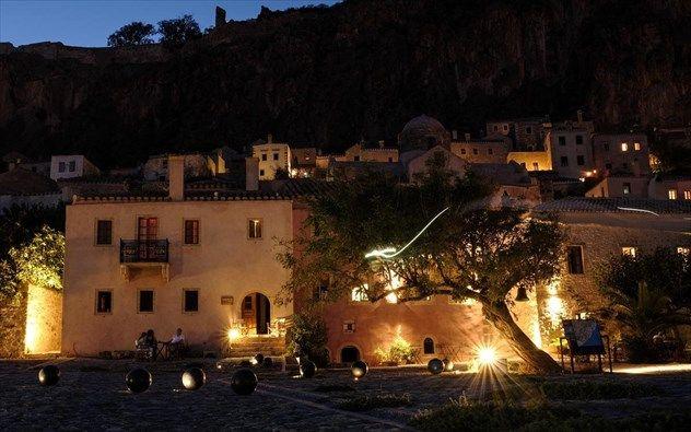 Μονεμβασιά: φωτογραφικό ταξίδι στη μαγευτική καστροπολιτεία της Λακωνίας…