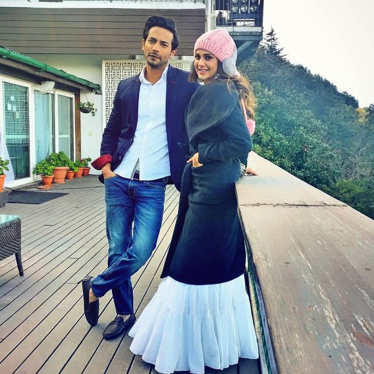 Bepannaah: Jennifer Winget and alleged boyfriend and co-star Sehban Azim enjoying the chills of Mussoorie during their shoot is the best thing to watch; see video