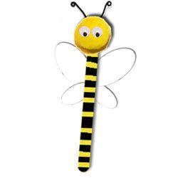 5 Spring bug crafts for kids
