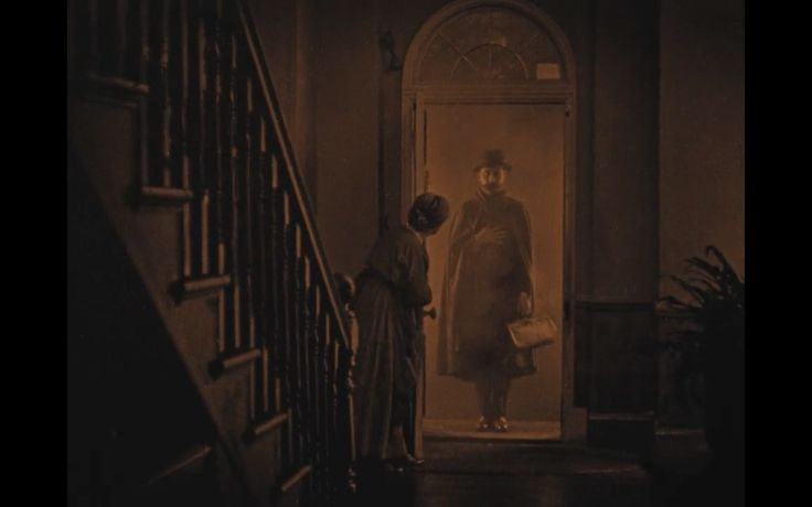 The Lodger (Alfred Hitchcock,1927)