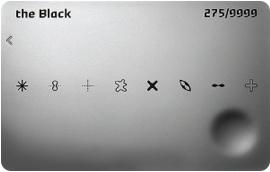 현대카드 the Black Premium
