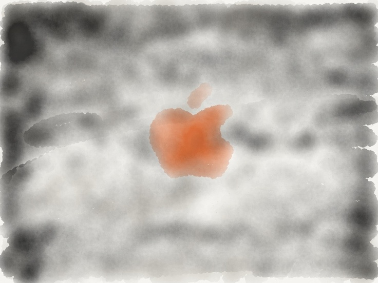 #iPad Wallpaper #MadeWithPaper - artist is me ( @CSSully on Twitter ) - #Apple: Apple, Wallpaper Madewithpaper, Artist