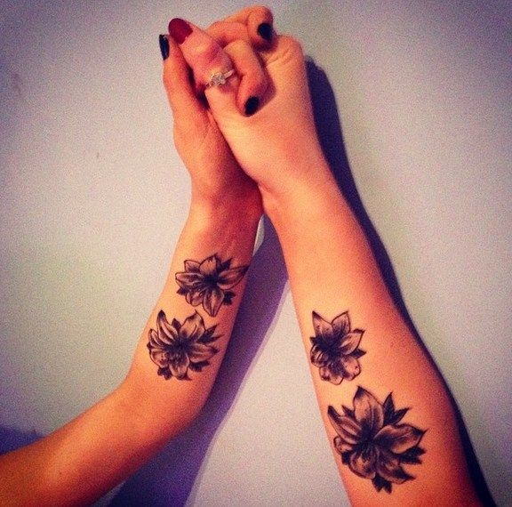 13 best Cute Best Friend Tattoos images on Pinterest | Best ...
