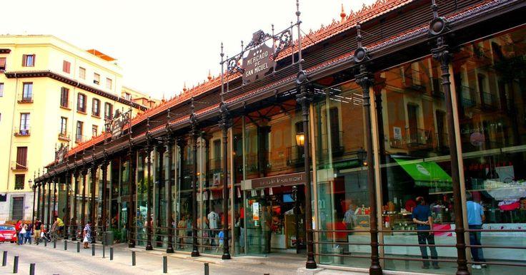 MERCADO DE SAN MIGUEL. Punto gastronómico importante de la capital de España. Aquí te contamos como fue nuestra visita!
