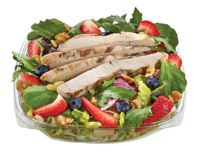 Freshly made Muskoka Chicken Salad from #YummyMarket