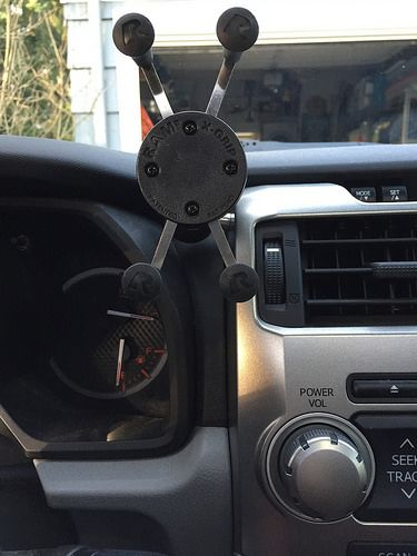 Jeep Wrangler Accessories >> Recommendation for iphone mount - Toyota 4Runner Forum ...