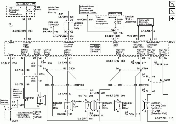 1993 Chevy Truck Wiring Diagram And Brake Wiring Diagram
