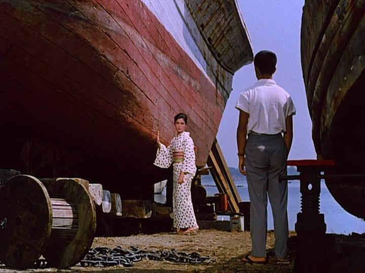 Yasujiro Ozu, Floating Weeds, 1959.