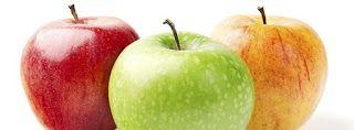 VIVIR SALUDABLEMENTE: Beneficios de Comer Manzana Todos Los Dias