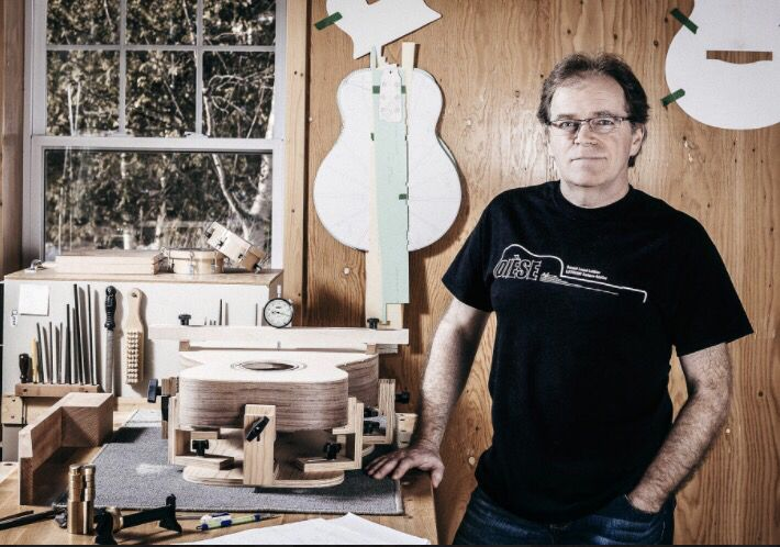 Atelier de lutherie créative avec Benoît Lauzé. http://saintjeanportjolivillagecreatif.com