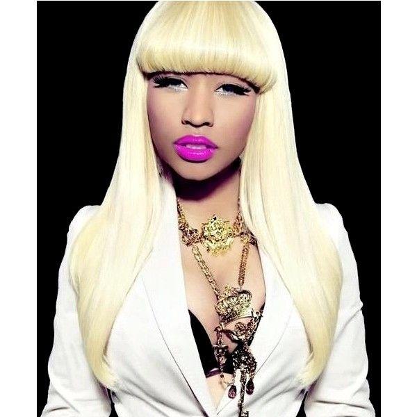 An image of Nicki Minaj ❤ liked on Polyvore featuring nicki minaj, models, nicki, people and women