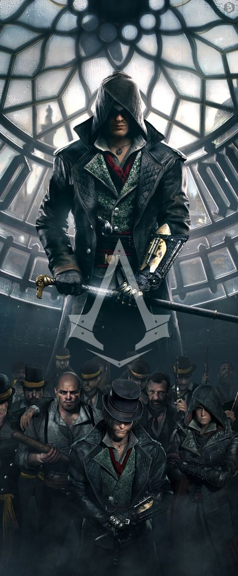 Assassin's Creed: Syndicate by KINDRAT13.deviantart.com on @DeviantArt. I want this game so much!!!