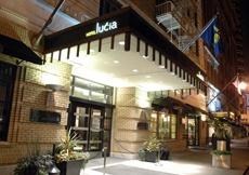 Hotel Lucia, Portland OR