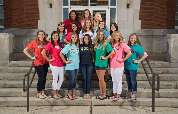 JSU has 5 Panhellenic sororities. These girls hold many different roles at JSU from ambassadors, GO! Leaders, SGA officers, and many more! If you would like to join a Panhellenic sorority at Jacksonville State University please visit http://www.jsu.edu/studentlife/greek/panhellenic.html