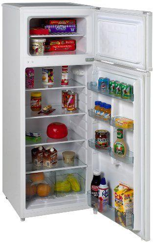 Avanti RA7306WT 2-Door Apartment Size Refrigerator, White Avanti http://www.amazon.com/dp/B00D1SZMQA/ref=cm_sw_r_pi_dp_iISuvb0B8RYTE