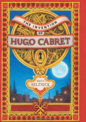The Invention of Hugo Cabret by Brian Selznick  Book Level: 5.1/820L AR Points: 4.0 533 pages $13.74 (hardback)