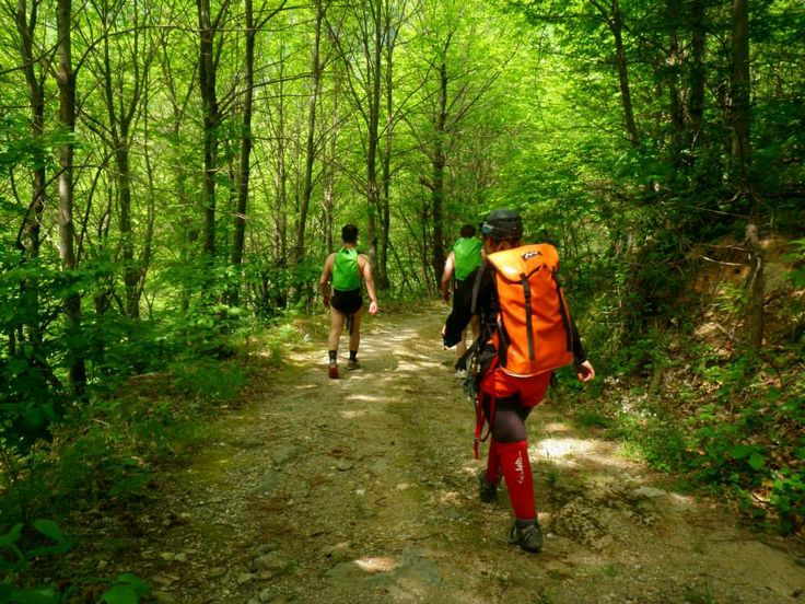 Trekking on Thassos island!