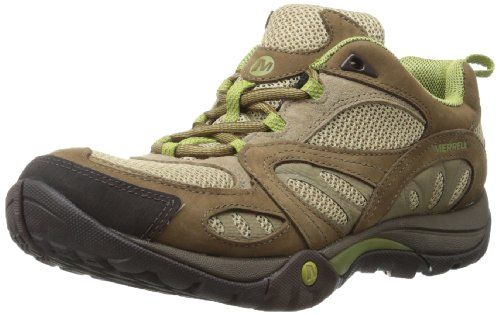 Merrell Women's Azura Hiking Shoe,Kangaroo,8.5 M US