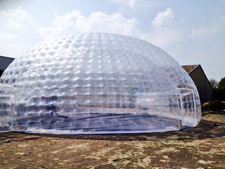 De KijkTent staat weer opgebouwd bij de Sportwijzer in Eibergen! Binnenkort al een aantal leuke festivals / evenementen :)
