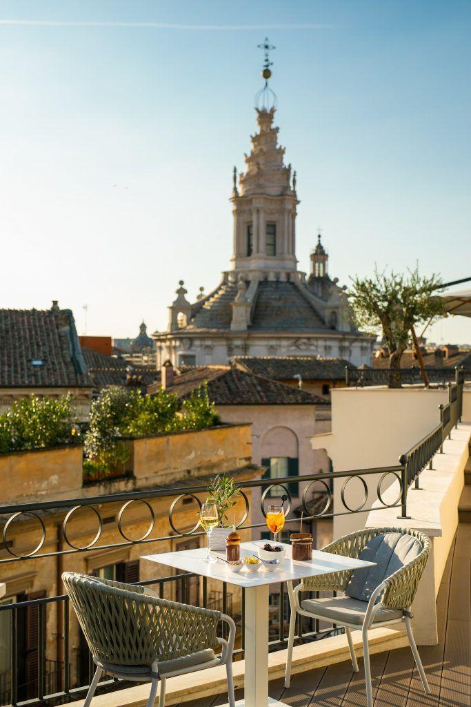 Terrazze o giardini 10 indirizzi a Roma per bere un buon