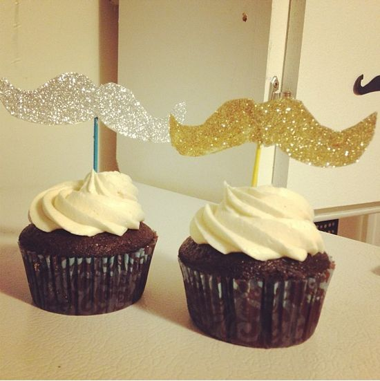 Cupcakes & Couture: Guinness & Bailey's Cupcakes