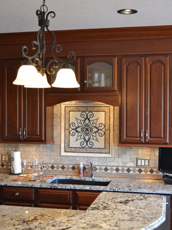 Kitchen Soffit Design Remodel Decor and Ideas
