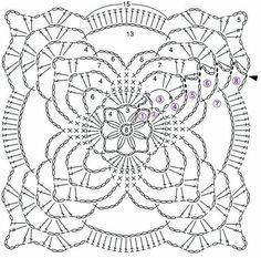pastilla en crochet - Ricerca Google