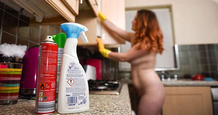 a-special-edition: Χρυσές δουλειές για τις γυμνές καθαρίστριες στη Βρ...
