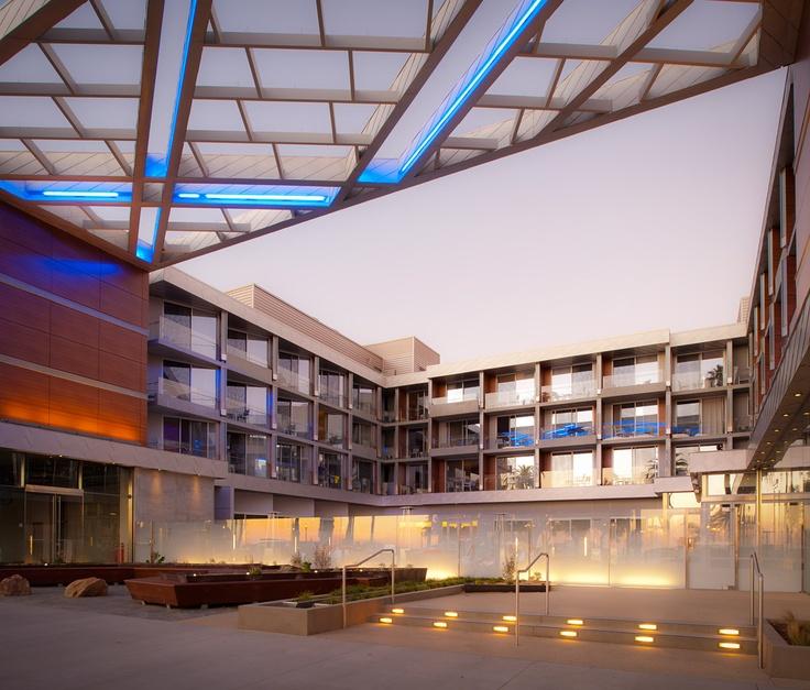 Gensler California Hotel Santa MonicaTop Interior DesignersBoutique