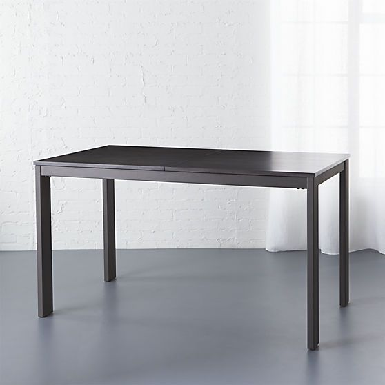 Conference Room Table Modern Lippa Black