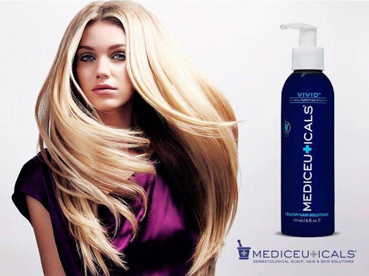 Îţi iubeşti părul şi vrei să-l păstrezi mereu sănătos şi strălucitor în ciuda coafărilor şi colorărilor frecvente? Şamponul detoxifiant Mediceuticals Vivid este ideal pentru asta! Elimină toate impurităţile şi reziduurile chimice ale produselor cosmetice, oxigenează scalpul şi părul, redându-i strălucirea şi vitalitatea! Cumpără-l de aici: https://www.pestisoruldeaur.com/Sampon-detoxifiant-pentru-curatarea-in-profunzime-Mediceuticals-Vivid-250-ml