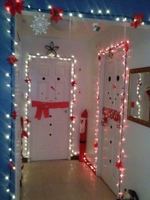 Decoracion de navidad paginas para colorear home decor - Decoracion de navidad para oficina ...