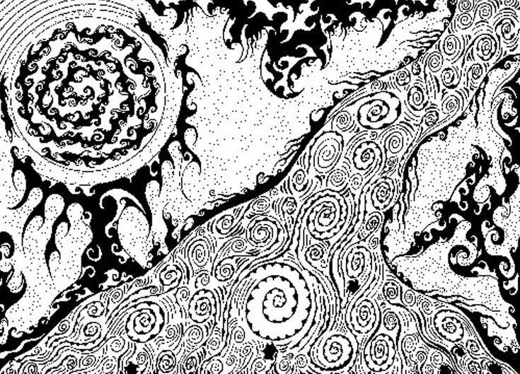 Trippy Things to Draw   Easy Trippy Things To Draw http ...