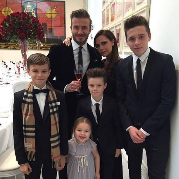 David Beckham admits he gets 'physically ill' leaving his children