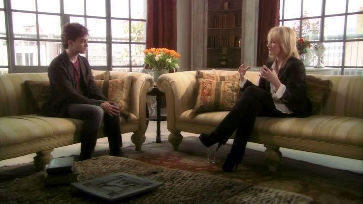 A Conversation Between JK Rowling and Daniel Radcliffe - This is just so wonderful. These two blow me away