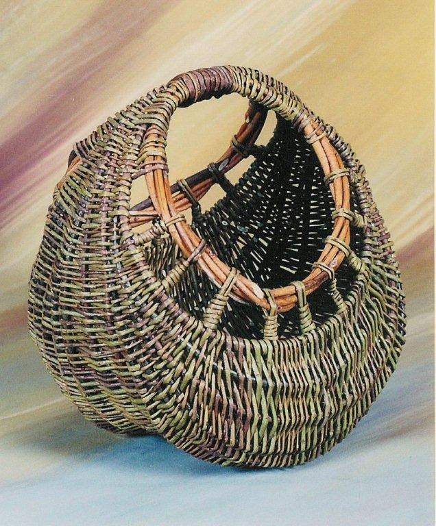 Willow Shadows - Learn from Jo Campbell-Amsler at the 2013 Stowe Basketry…