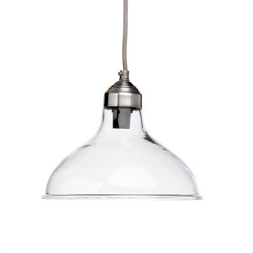 Glaslampa, Hubsch