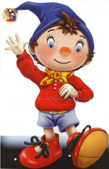Noddy - I used to watch this all the time