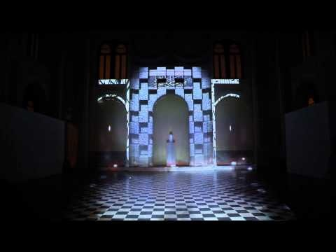 Yeni Mosque (video mapping)