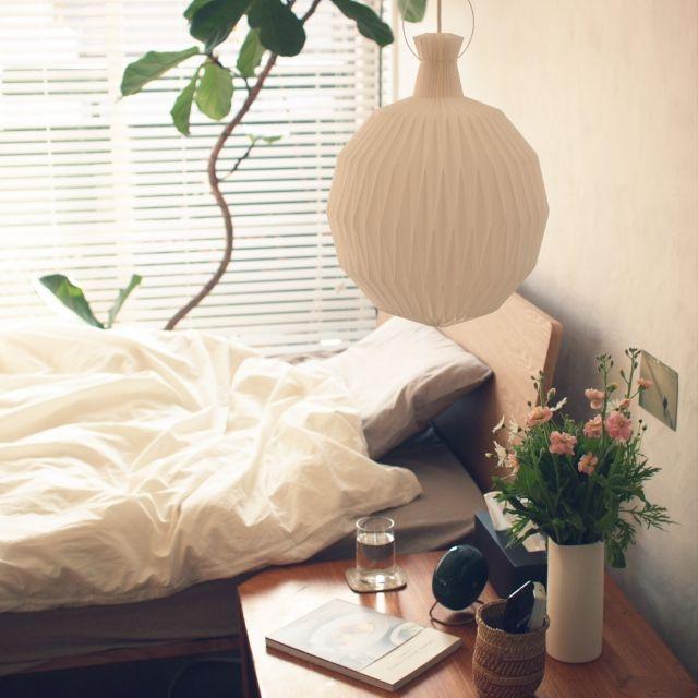 towaさんの、レクリント,無印良品,ベッド,ベッド周り,のお部屋写真